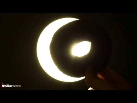 Check Out Krispy Kreme's Solar Eclipse Doughnut