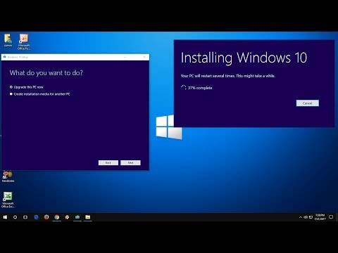 How to Reinstall or Update Windows 10 Without Loosing Data Easy Hindi