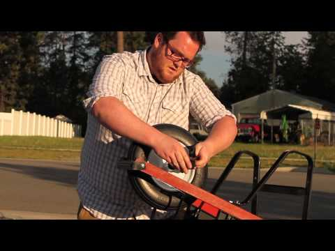 How To Change a Wheelbarrow Tire - Marathon Industries How To Videos