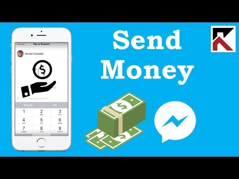 How To Send Money In Facebook Messenger iPhone