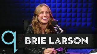 Download Brie Larson says ″Room″ broke her in half Video
