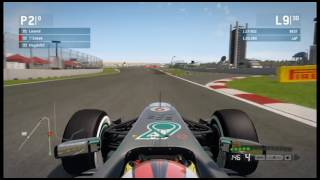 FKR India League Race F1 2013 (Highlights / Lowlights)