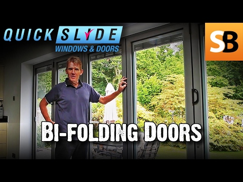 How to Install Bi-folding Doors with Quickslide Review