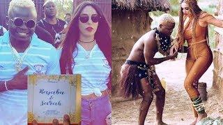 HARMONIZE Afunga Ndoa Ya Bomani..??!! Na Vipi Kuhusu Muziki Wake??!1 Mashabiki Wapata Wasi Wasi