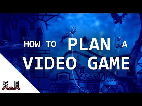 How to Plan a Video Game - The Pre-Production Phase || Syntax_Error