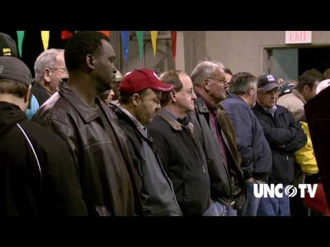 NC NOW   The Bidders of the Greenville Auto Auction   UNC-TV