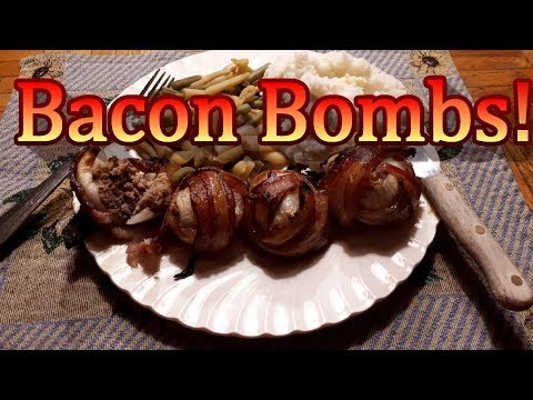 Bacon Bombs For BACON WEEK!