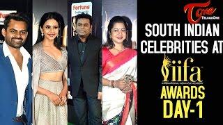 South Indian Celebrities At IIFA Awards Day 1   #IIFAUtsavam2017