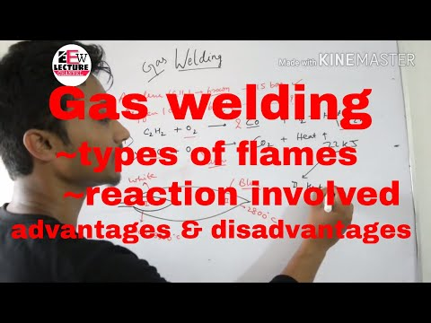 gas welding process in hindi / flames/gate/hindi