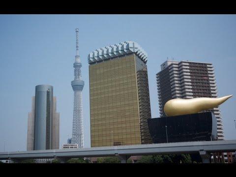 Vlog Tokyo Skytree and Asakusa