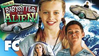 I Think My Babysitter Is An Alien! (2015)   Full Family Sci-fi Movie