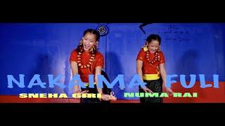 Nakaima fuli - Astha Raut    Featuring Numa Rai \u0026 Sneha Giri    New Nepali Song