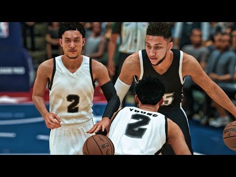 Rising Stars Game Takeover - NBA 2K18 Trae Young My Career Ep. 26