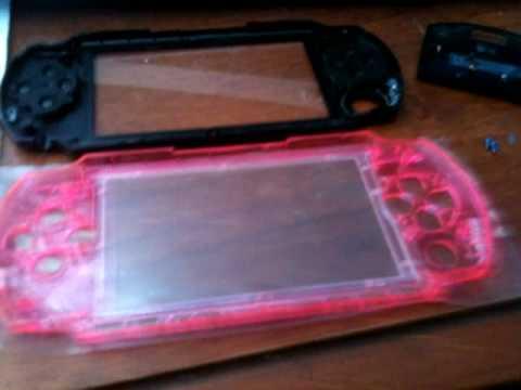 Pink PSP Mod