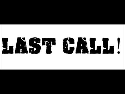 Last Call! - Solutions