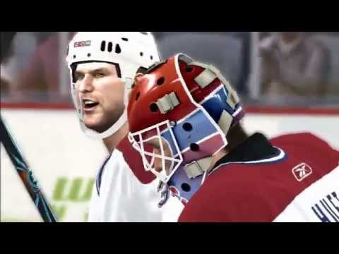 NHL 08 - My first ever Shootout Win - Superstar Difficulty (Playstation 3)