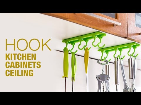 Kitchen Cabinets Ceiling Hook