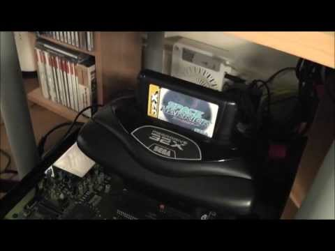 Scorpion XVI 32X Compatibility Test - Will It Blend? - SEGA Mega Drive/Genesis Clone