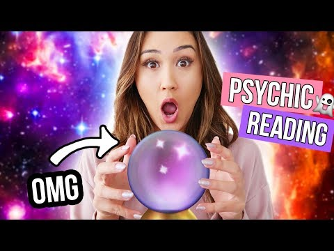 PSYCHIC KNOWS MY LIFE (Tarot Card Reading Footage)