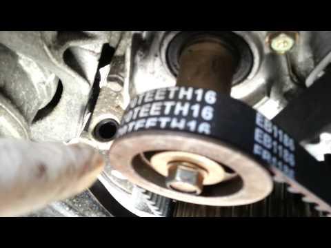 Honda accord 2.3 f23a timing belt
