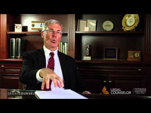 The Legal Counselor Series: Full Interview