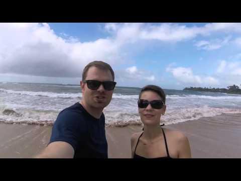 Houston to Maui - A GIANT Wave Ate Kate's Ray Ban Sunglasses