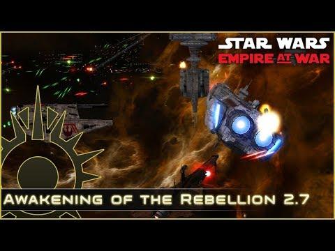 Never Auto-Resolve - Ep 10 - Awakening of the Rebellion 2.7 - Star Wars Empire at War Mod