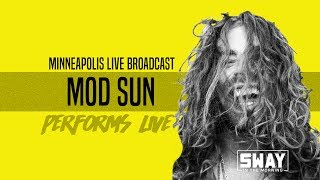 """Live in Minneapolis: Mod Sun Makes Sway His Hype-man While Performing """"Two"""""""