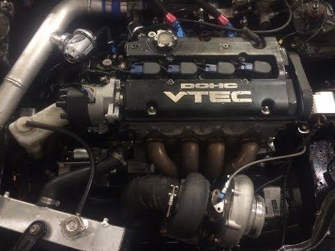 Turbo H22 Build #MurderCivic