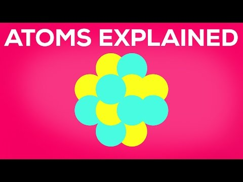 How Small Is An Atom? Spoiler: Very Small.