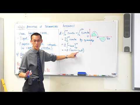Applications of Trigonometric Integrals (2 of 2: Introductory example)