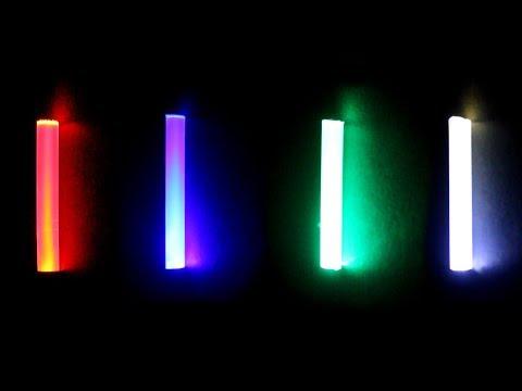 How to make usb glow stick (DIY)