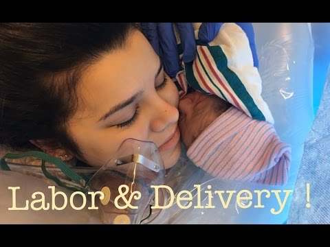 Labor And Delivery Vlog ! Welcome Aiden !