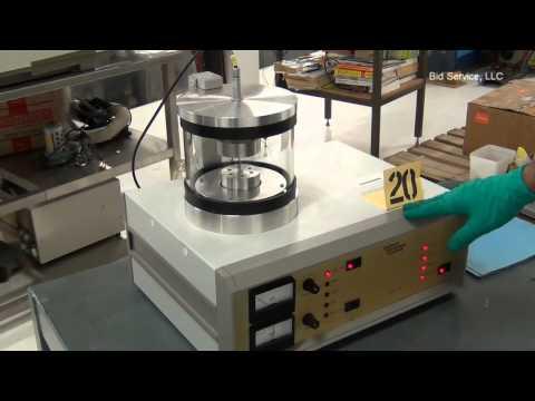 Electron Microscopy Sciences K550 SEM Sample Preparation Sputter Coater #58519