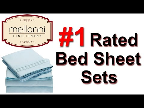 Mellanni Bed Sheets Queen Size | Queen Bed Sheets Set - A Quick Review