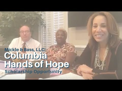 Mickle & Bass: Hands of Hope Scholarship