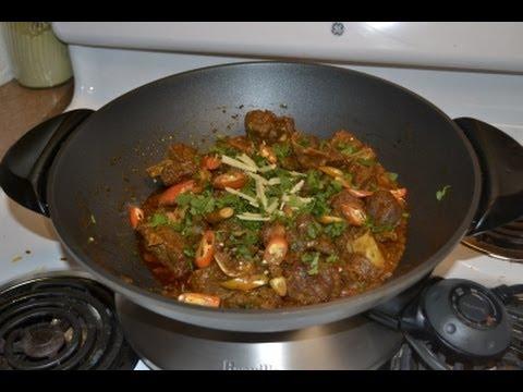 Mutton Karahi Recipe