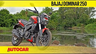 Bajaj Dominar 250 Review - Sweet spot or compromise? | First Ride | Autocar India
