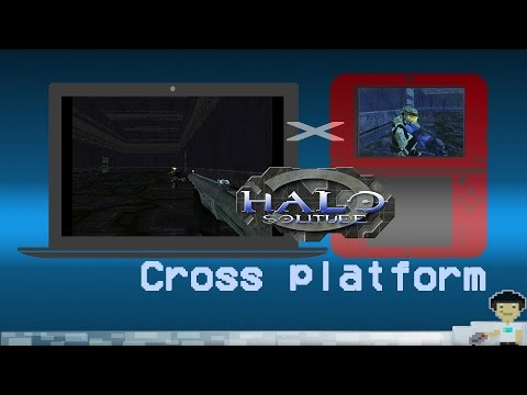 Halo Solitude 3DS - Cross Platform & Local Multiplayer!
