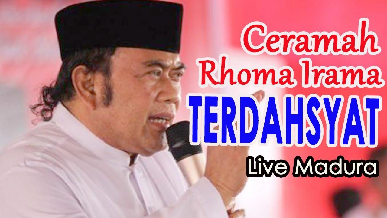 Download Ceramah Rhoma Irama TERDAHSYAT MP3 Gratis