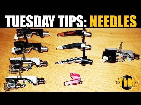 DJ tips: needles