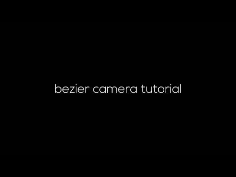 Roblox Studio Bezier/Smooth Camera Tutorial!