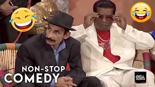 Iftikhar Thakur Amanat Chan Non Stop Comedy 2020 New Stage Drama Best Comedy Clip😂