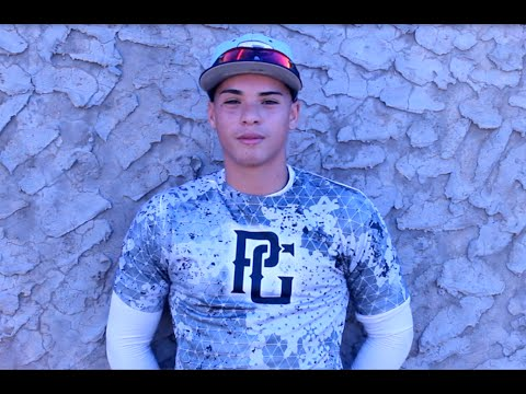 Charles Lebron College Baseball Recruiting Video