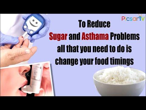 Reduce Diabetic Control Change Food  Timings