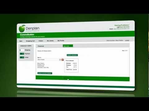 Denplan Commsbuilder - Denplan - Dental Marketing