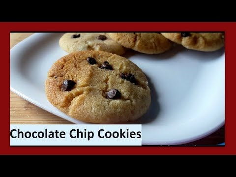 Chocolate Chip Cookies - easy chocochips cookie recipe