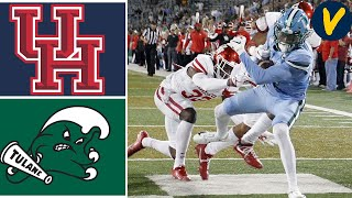 Download Week 4 2019 Houston vs Tulane College Football Full Game Highlights 9/19/2019 Video