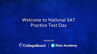 National SAT Practice Test Day 2021