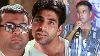 Akshay Kumar ANGRY For Not Being Part Of Hera Pheri 3?
